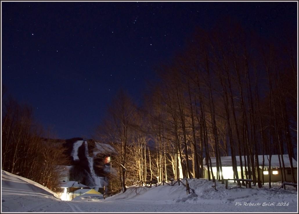 Nottata di stelle alle Radici