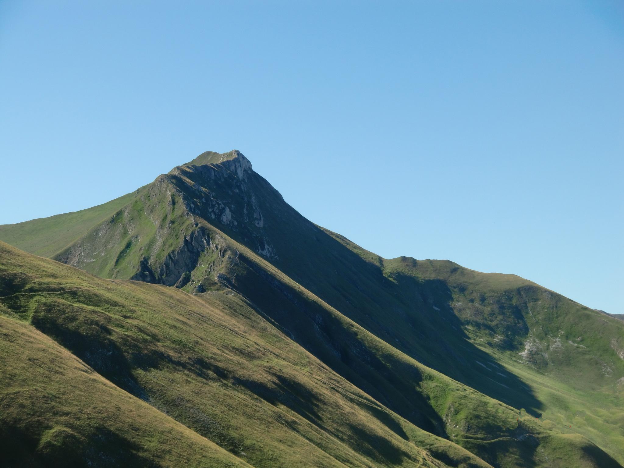 Monti Sibillini - Pizzo Berro mt. 2260