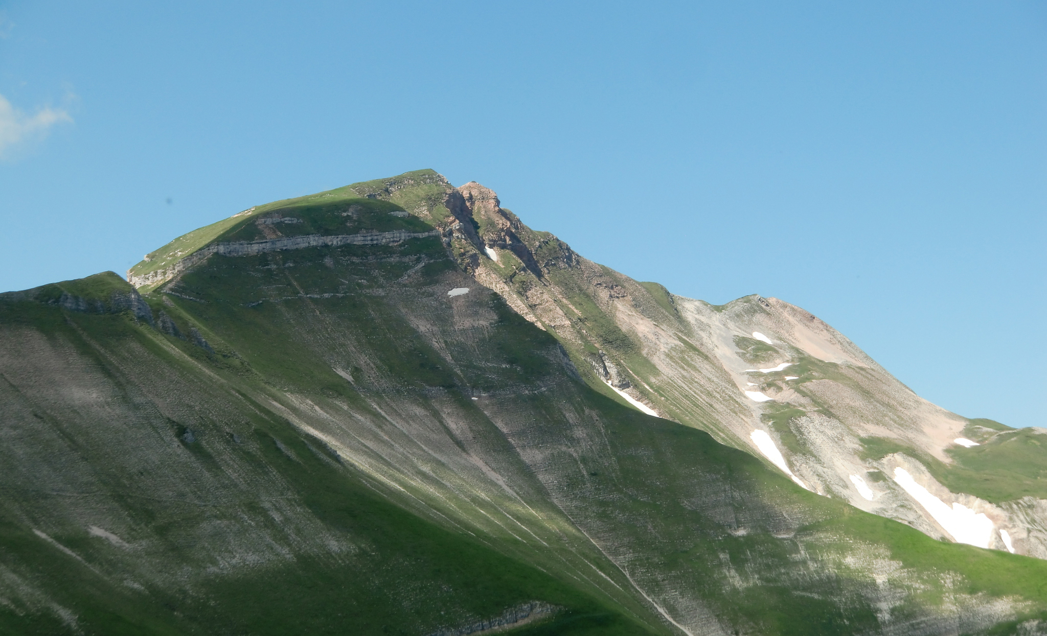 Monti Sibillini - M. Sibilla mt. 2173