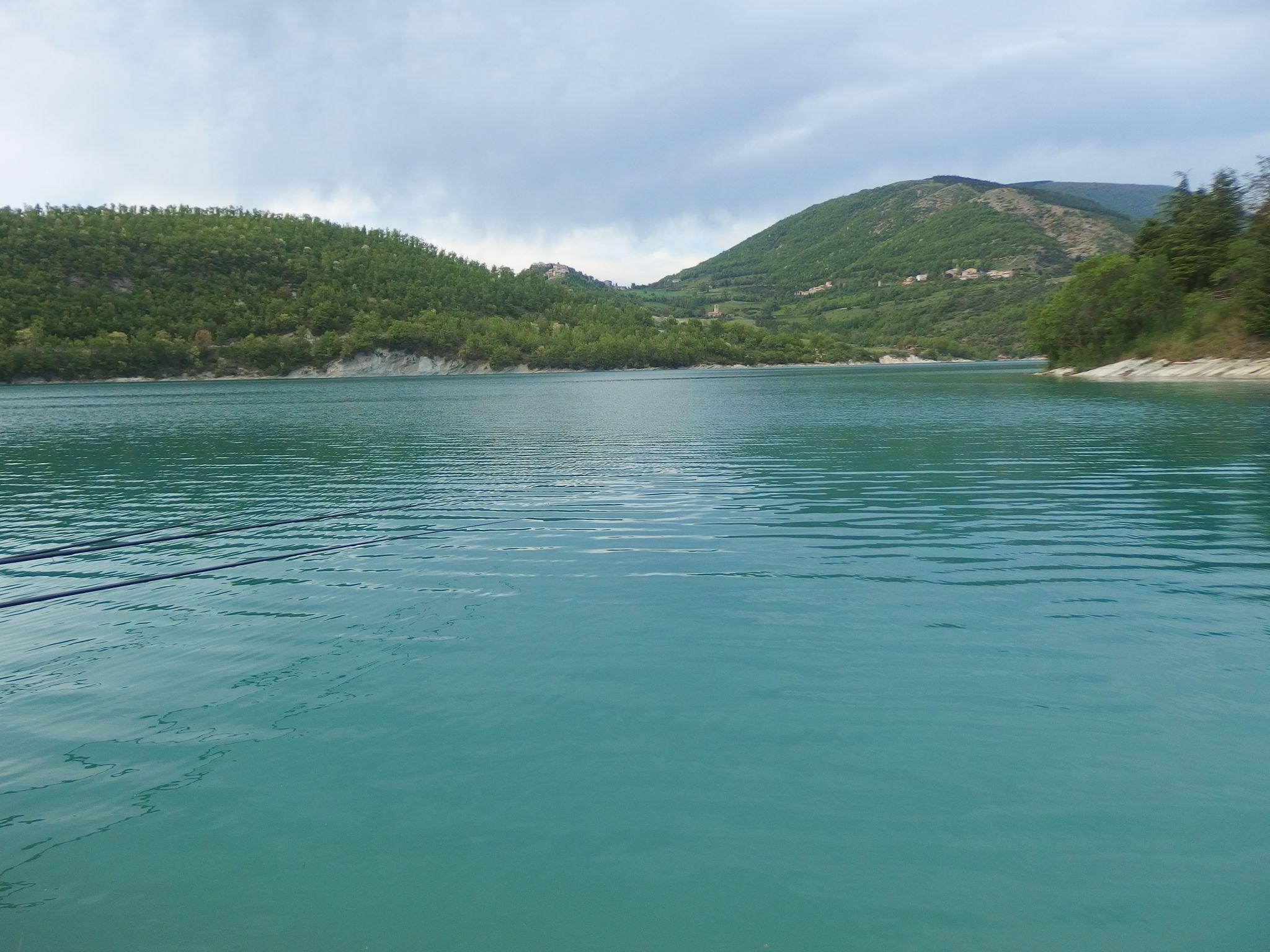 Lago Di Fiastra (MC) ansa di Geremia