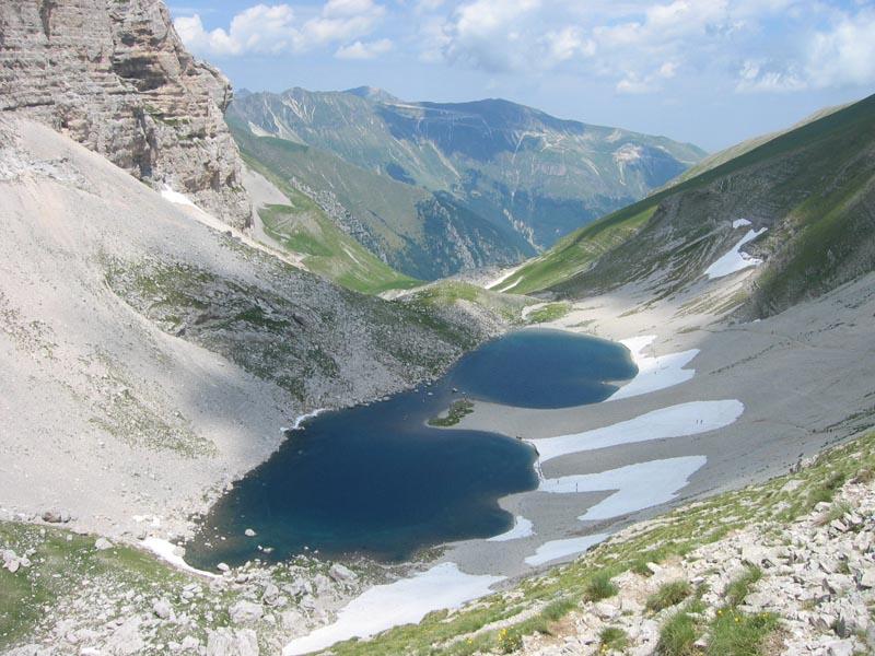 Monti Sibillini - Lago di Pilato